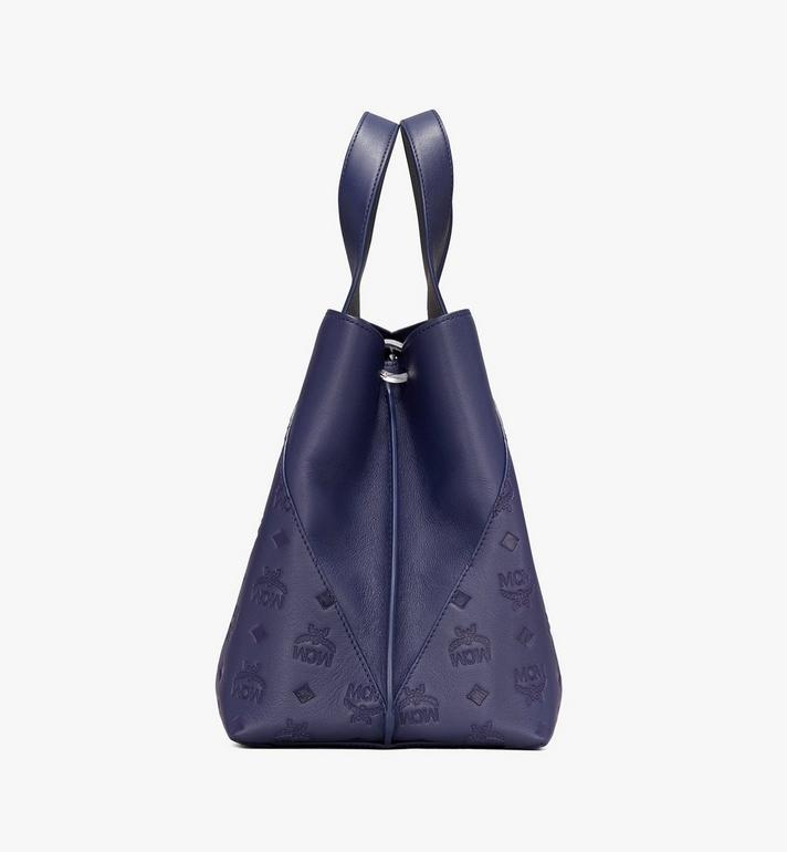 MCM Essential Tote Bag in Monogram Leather  MWT9ASE43VA001 Alternate View 2