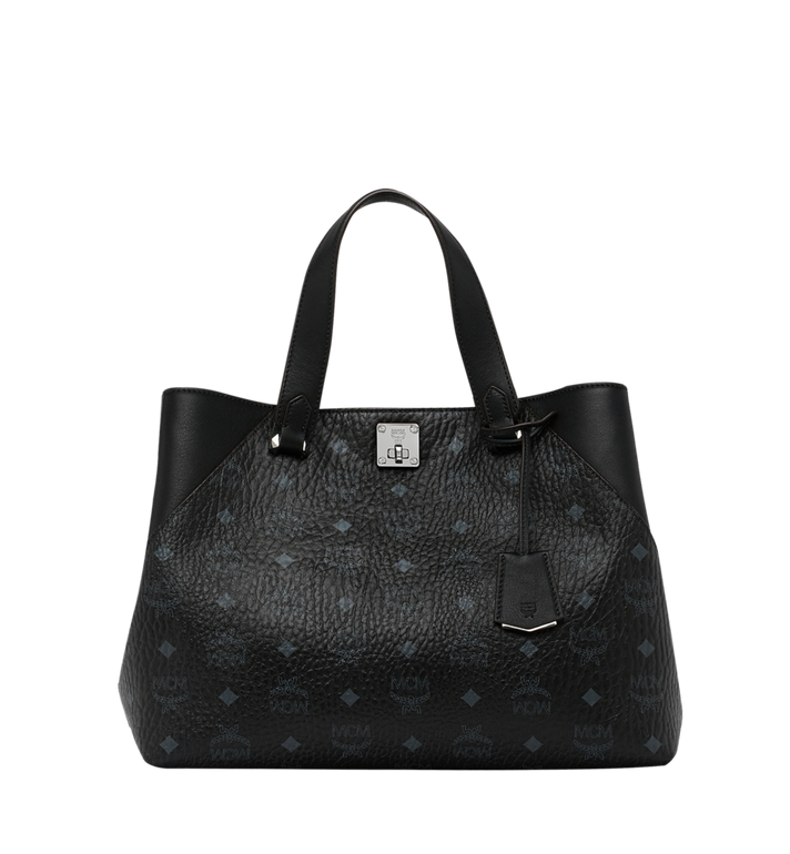 MCM Sac fourre-tout Essential en Visetos Original Alternate View