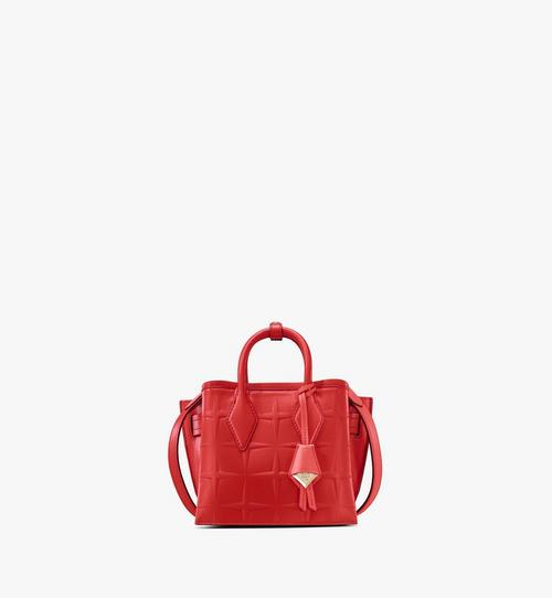 Neo Milla Tote in Diamond Leather