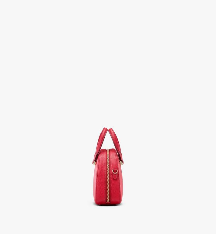 MCM Essential Disco Tragetasche in Form eines Halbmonds Red MWTASSE01R4001 Alternate View 2