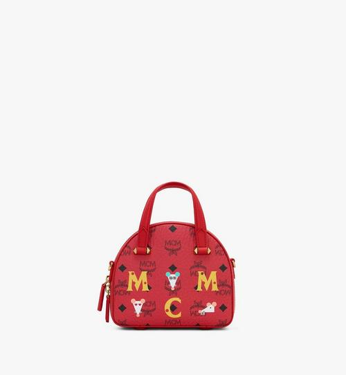 Year Of The Mouse Essential Half Moon Tote in Visetos