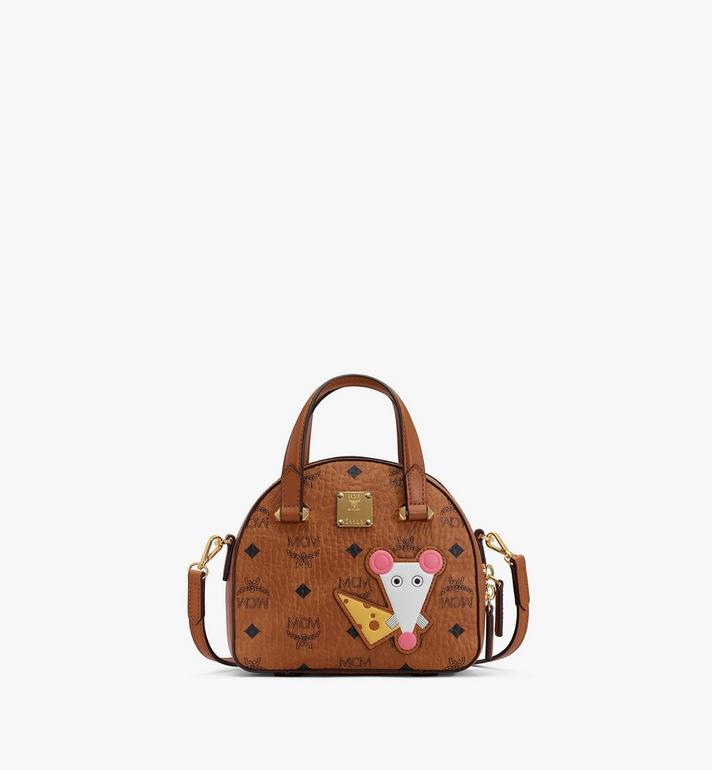 MCM Chinese New Year Essential Disco Tote Alternate View