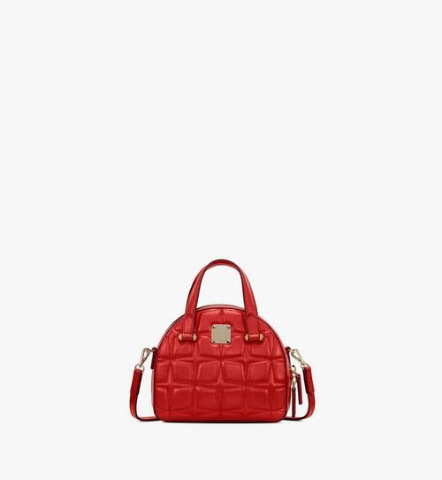 กระเป๋าโท้ททรงครึ่งวงกลม Essential Half Moon ทำจากหนัง Diamond