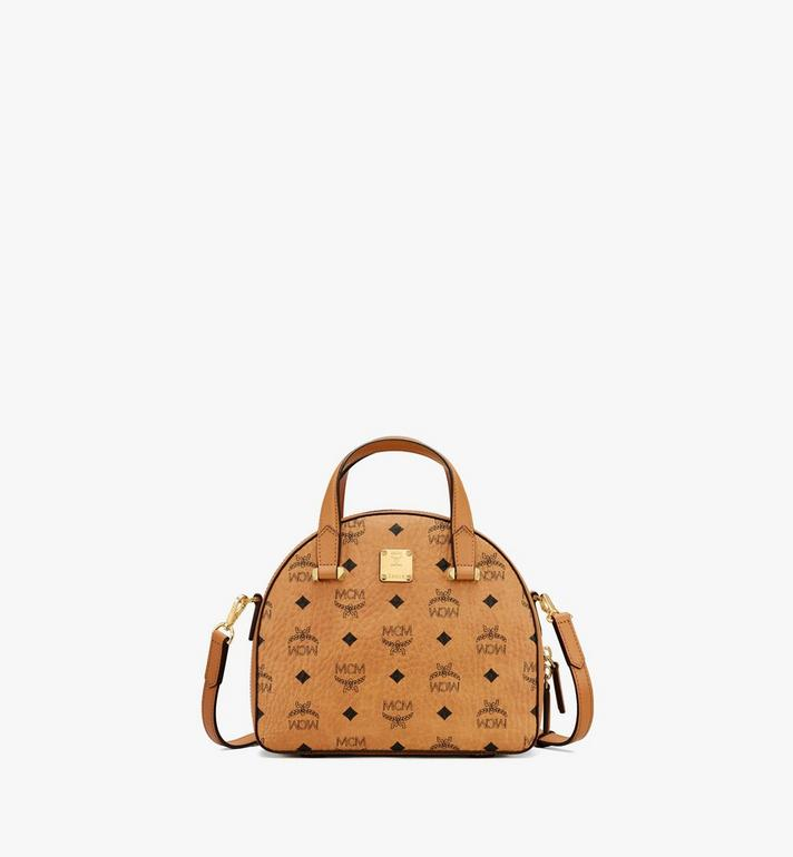 MCM Essential Disco Tote in Visetos Original Alternate View