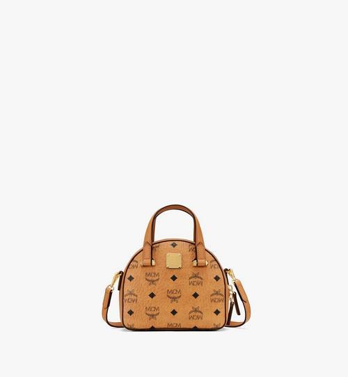 กระเป๋าโท้ทมินิ Essential ทรงครึ่งวงกลมลาย Visetos Original