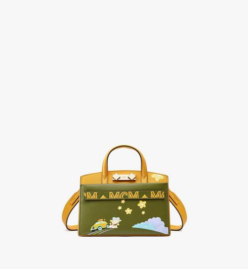 กระเป๋าโท้ท Milano MCM x HYUN-WOONG PARK