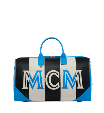 MCM Ilse Weekender in Canvas Alternate View