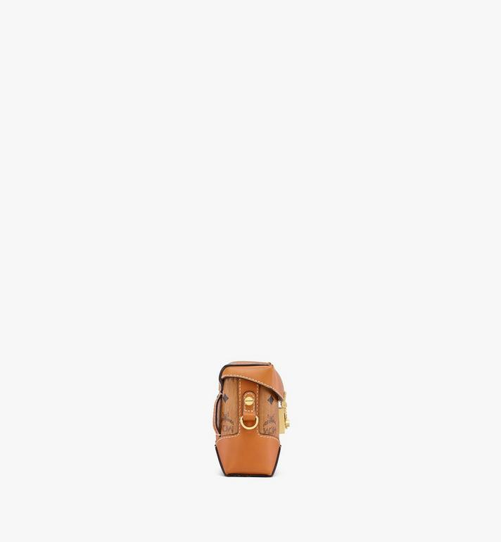 MCM Soft Berlin Belt Bag in Visetos Cognac MWZ8ABF13CO001 Alternate View 2
