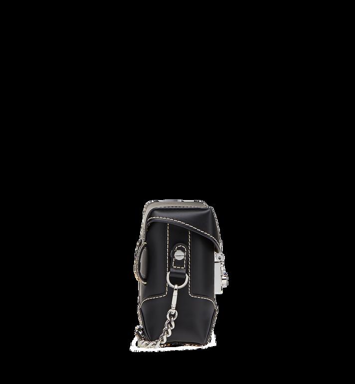 MCM Berlin柔軟Vechetta皮革腰包 Black MWZ8ABF23BK001 Alternate View 3