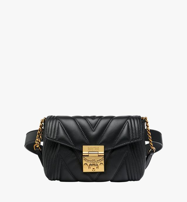 Patricia Belt Bag in Quilted Leather