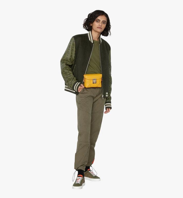 MCM Pochette de ceinture Soft Berlin en cuir monogrammé Alternate View 5
