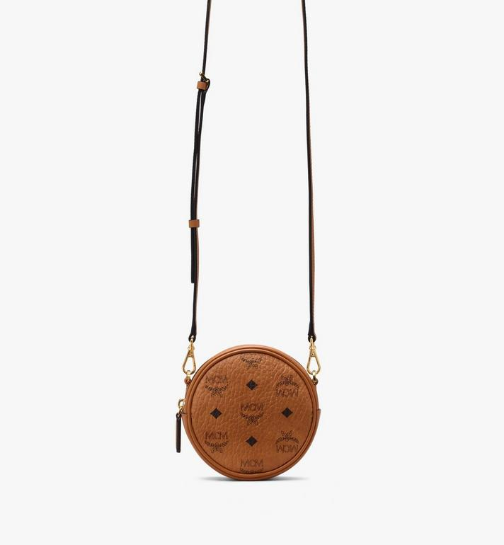 MCM Essential Belt Bag in Visetos Alternate View 3