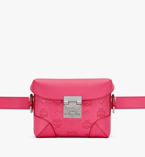 N/S Soft Berlin Belt Bag in Monogram Leather