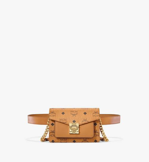 กระเป๋าคาดเอว Patricia ลาย Visetos