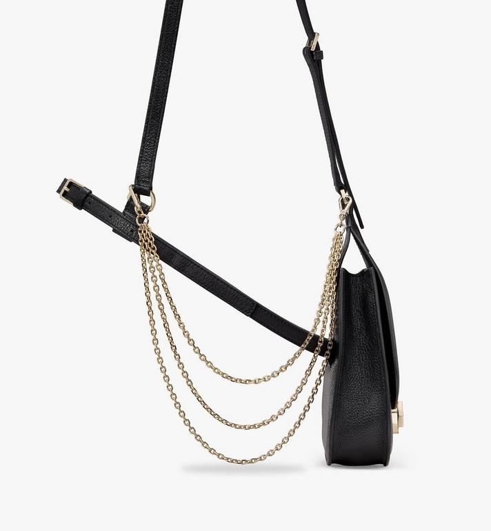 MCM Milano Belt Bag in Goatskin Leather  MWZASDA02BK001 Alternate View 2
