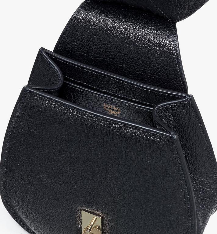 MCM Milano Belt Bag in Goatskin Leather  MWZASDA02BK001 Alternate View 4