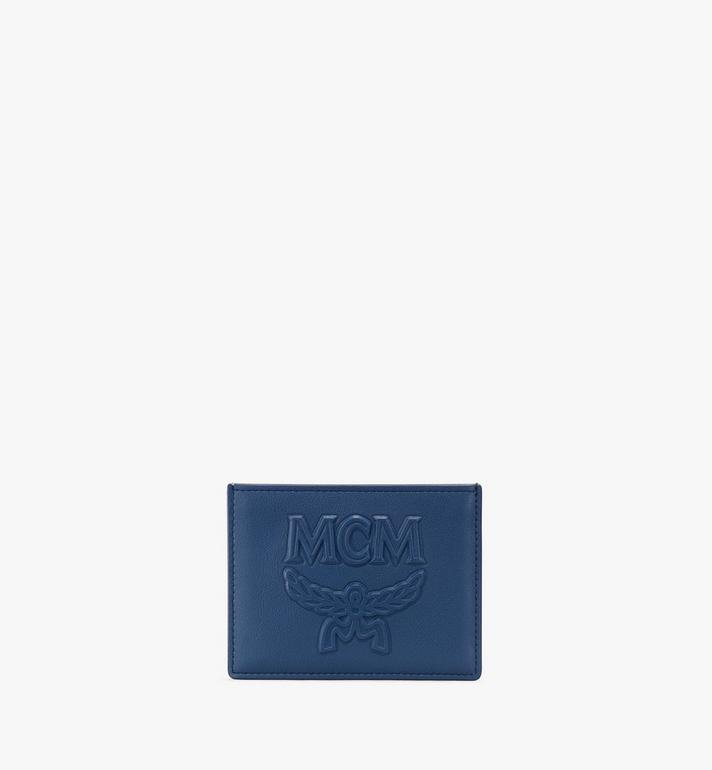 MCM Coburg Card Holder Alternate View