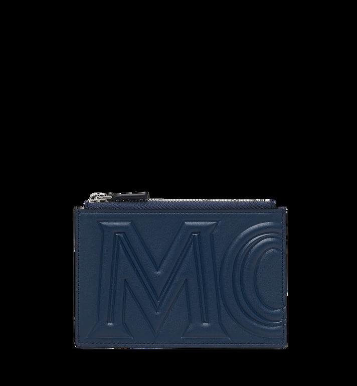 MCM MCM注射標誌零錢卡包 Alternate View