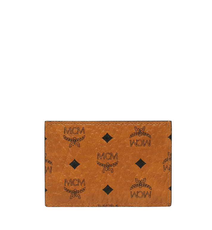 MCM Porte-cartes en Webbing Visetos Alternate View 3