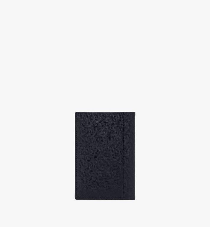 MCM Mena Bifold Card Wallet Black MXAAALM01BK001 Alternate View 3