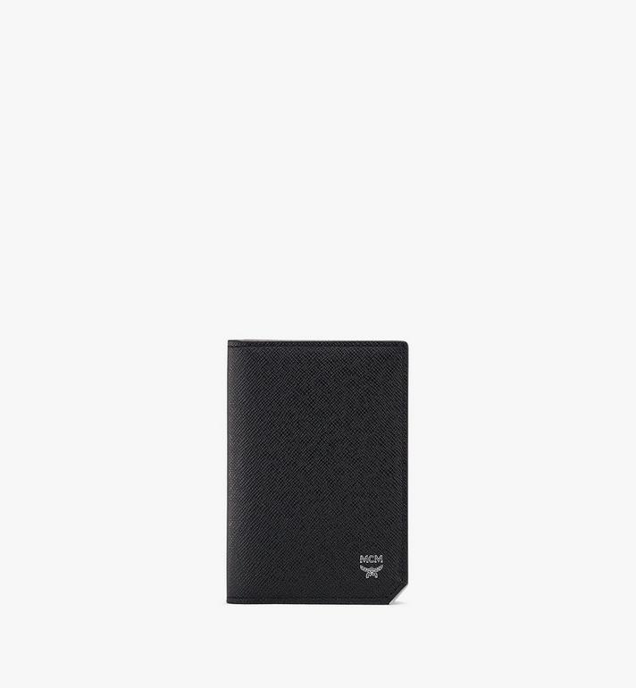 MCM New Bric Bifold Card Wallet Alternate View