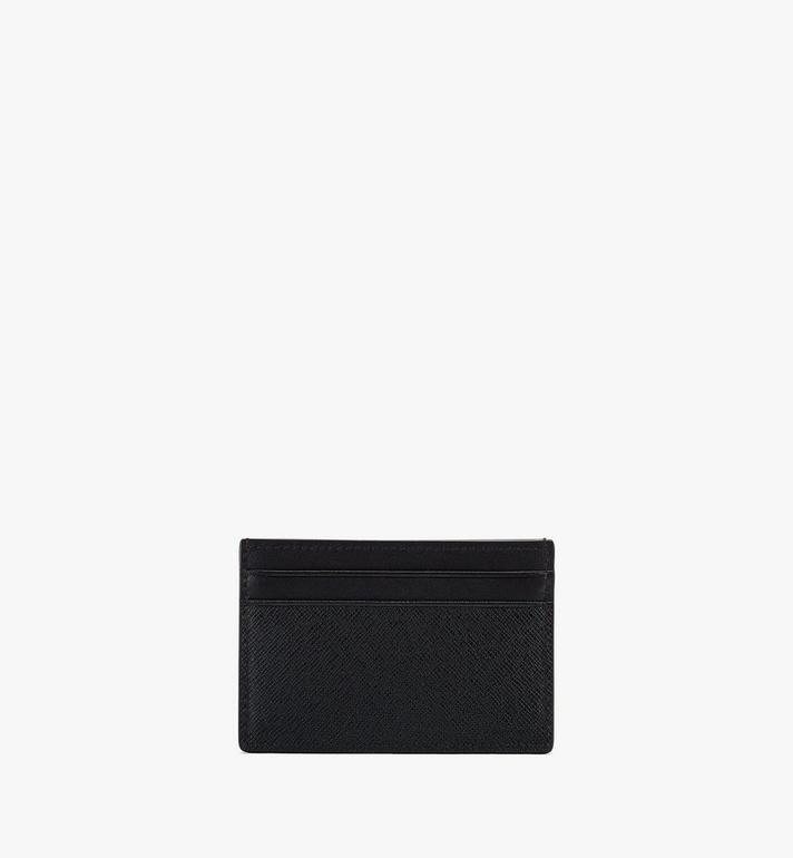 MCM กระเป๋าใส่บัตร New Bric Black MXAASLL04BK001 Alternate View 2