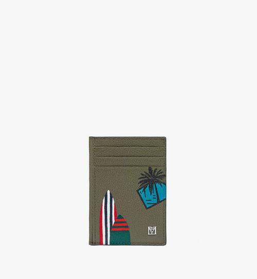 ซองใส่บัตร N/S Mena ใน Hawaii Upcycling Project