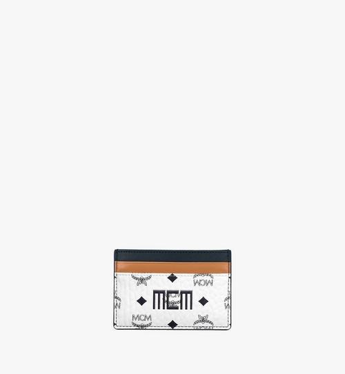 กระเป๋าใส่บัตรลาย Visetos Mix