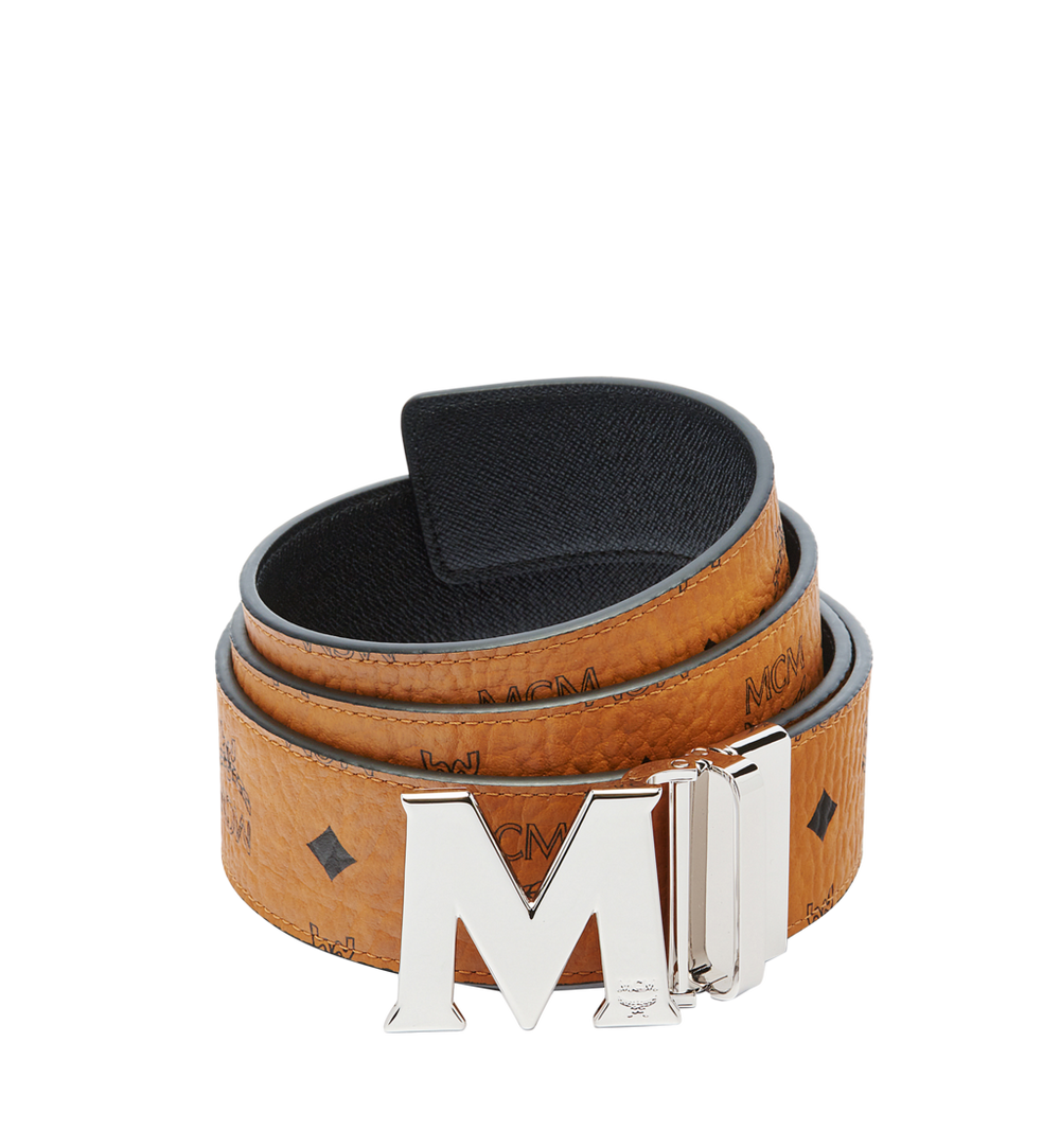 "Claus M Reversible Belt 1.75"" in Visetos 1"