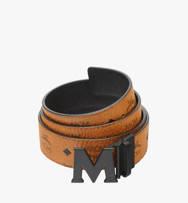 "Claus M Reversible Belt 1.75"" in Visetos"