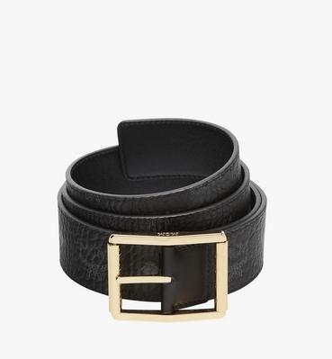 """Reversible Dress Belt 1.75"""" in Visetos"""