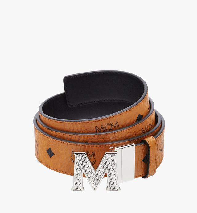"Claus Textured M Reversible Belt 1.5"" in Visetos"
