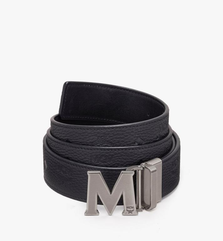 MCM Claus Antique M Reversible Belt 3.8 cm Alternate View
