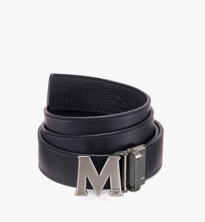 MCM Claus Antique M Reversible Belt Black MXB9AVI17BK001 Alternate View 2