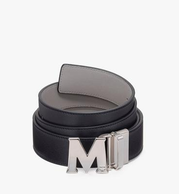 Claus Flat M Reversible Belt in Visetos