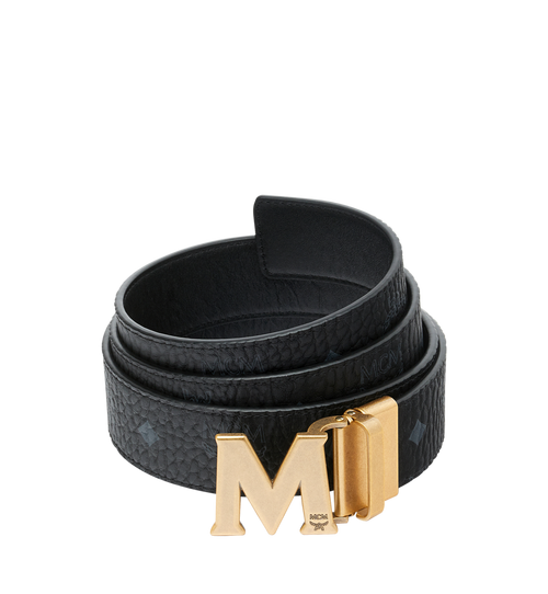 """Claus Antique M Reversible Belt 1.5"""" in Visetos"""