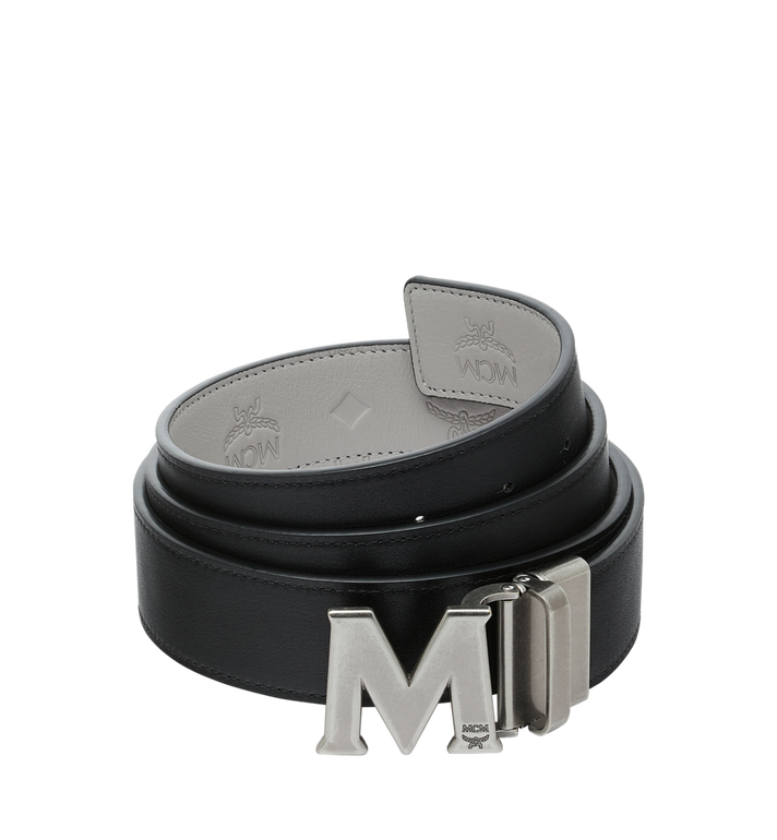 MCM Ceinture réversible Claus Antique M 2,5 cm en cuir Alternate View 2