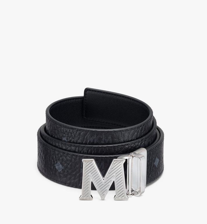 MCM Visetos 系列的 Claus Oblique M 1.5 吋可翻轉皮帶 Alternate View