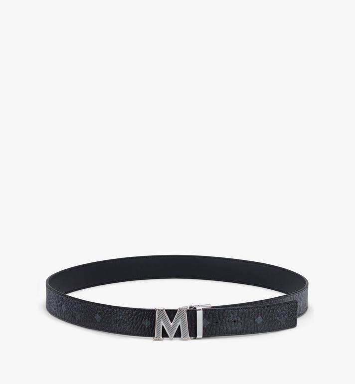 MCM Claus M Reversible Belt Black MXBASVI17BK001 Alternate View 3