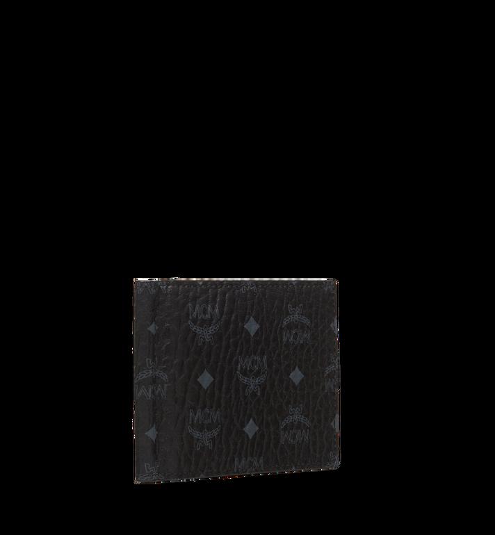 MCM Visetos 系列的 Claus 鈔票夾 Black MXC8SVI67BK001 Alternate View 2