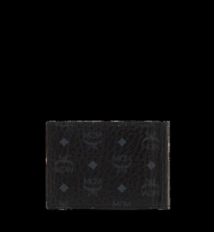 MCM Visetos 系列的 Claus 鈔票夾 Black MXC8SVI67BK001 Alternate View 3