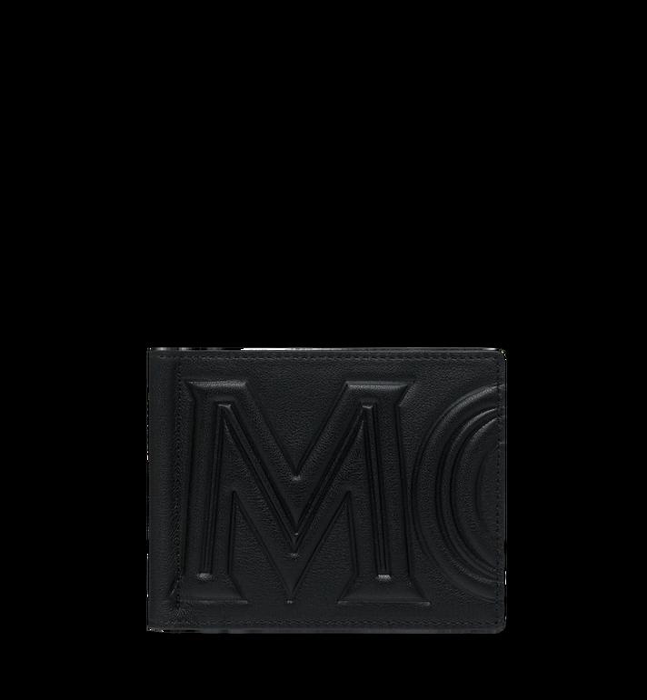 MCM Brieftasche mit Geldscheinklammer und MCM Injection Logo Alternate View