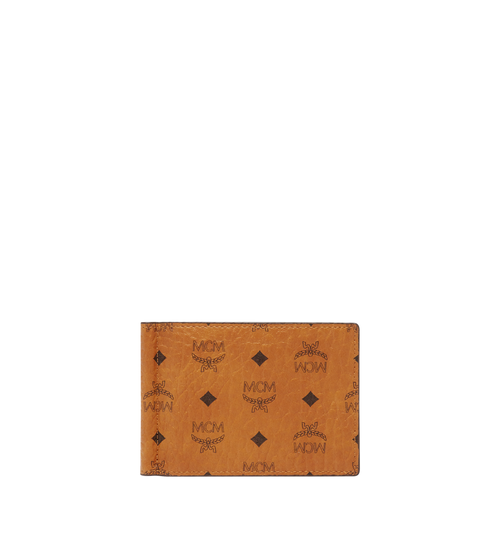 Money Clip Wallet in Visetos Original