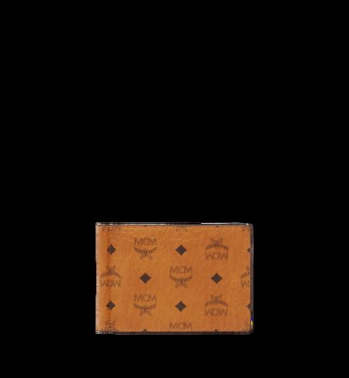 Portefeuille avec pince à billets en Visetos Original