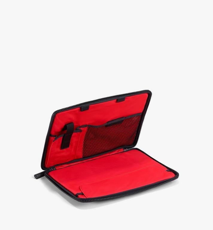 MCM 11-Zoll-iPad-Hülle aus gepunktetem Nylon  MXEAAPD02BK001 Alternate View 2