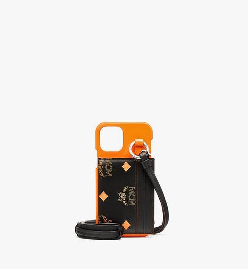 เคส iPhone 12/12 Pro มีสายคล้องพร้อมกระเป๋าใส่บัตร