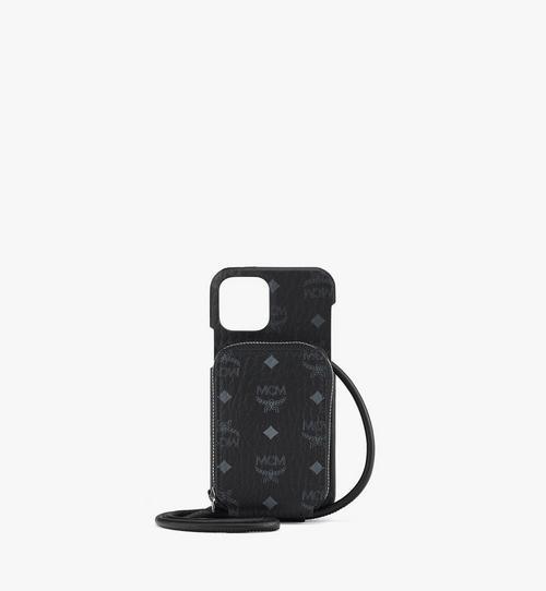 เคส iPhone 12/12 Pro พร้อมกระเป๋าติดซิปลาย Visetos Original