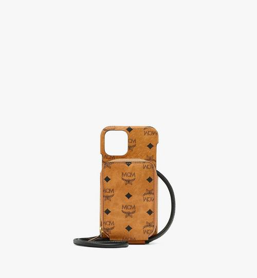iPhone12/12ProHülle mit Reissverschlusstasche in VisetosOriginal