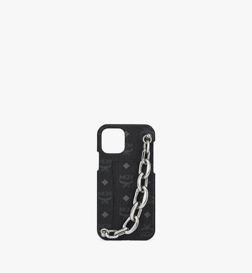 iPhone 12/12 Pro 手機殼附鏈條把手及卡片夾層