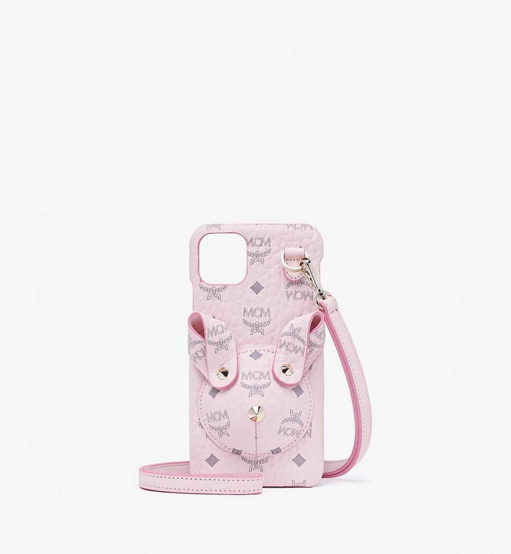 Rabbit iPhone 11 Pro Max Case in Visetos 1